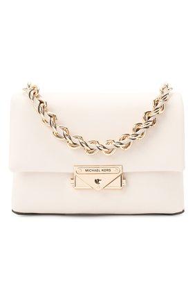 Женская сумка cece MICHAEL MICHAEL KORS бежевого цвета, арт. 32S0G0EC0Y | Фото 1