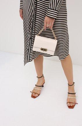 Женская сумка cece MICHAEL MICHAEL KORS бежевого цвета, арт. 32S0G0EC0Y | Фото 2