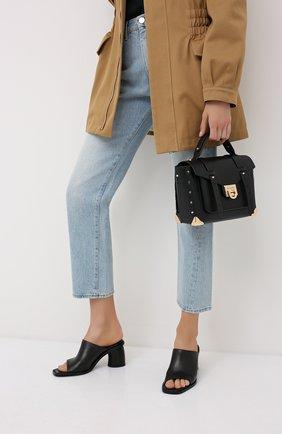 Женская сумка manhattan MICHAEL MICHAEL KORS черного цвета, арт. 30T9GNCS6L | Фото 2