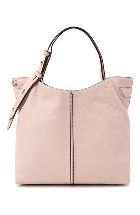 Женская сумка downtown astor MICHAEL MICHAEL KORS розового цвета, арт. 30S0GW2L9Y | Фото 1
