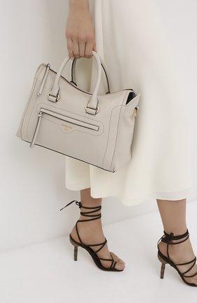 Женская сумка carine MICHAEL MICHAEL KORS бежевого цвета, арт. 30S0GCCS2L | Фото 2