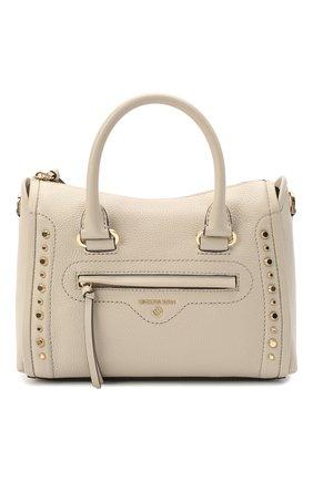 Женская сумка carine MICHAEL MICHAEL KORS бежевого цвета, арт. 30S0GCCS1T | Фото 1