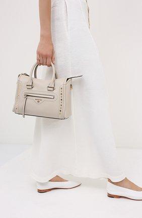 Женская сумка carine MICHAEL MICHAEL KORS бежевого цвета, арт. 30S0GCCS1T | Фото 2