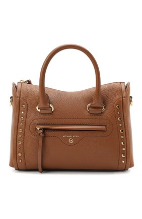 Женская сумка carine MICHAEL MICHAEL KORS коричневого цвета, арт. 30S0GCCS1T | Фото 1