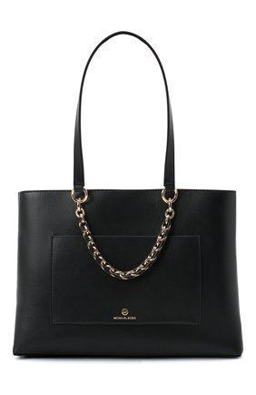 Женская сумка cece MICHAEL MICHAEL KORS черного цвета, арт. 30S0G0ET2L | Фото 1