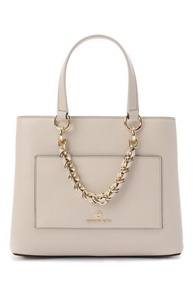 Женская сумка cece MICHAEL MICHAEL KORS бежевого цвета, арт. 30S0G0EM0L | Фото 1