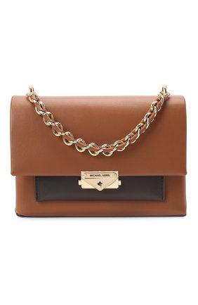 Женская сумка cece MICHAEL MICHAEL KORS коричневого цвета, арт. 30S0G0EL8Y | Фото 1