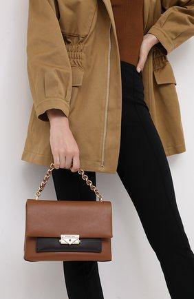 Женская сумка cece MICHAEL MICHAEL KORS коричневого цвета, арт. 30S0G0EL8Y | Фото 2