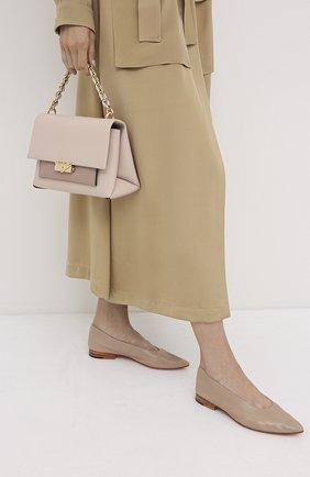 Женская сумка cece MICHAEL MICHAEL KORS розового цвета, арт. 30S0G0EL8Y | Фото 2