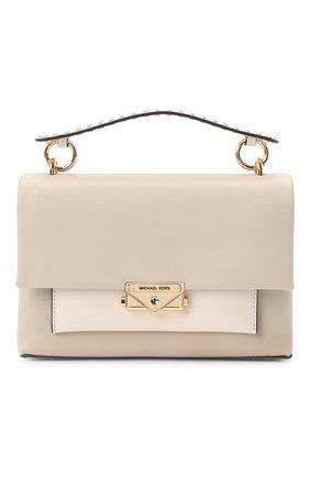 Женская сумка cece MICHAEL MICHAEL KORS бежевого цвета, арт. 30S0G0EL8U | Фото 1