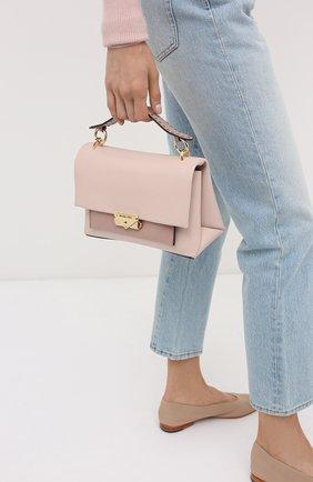 Женская сумка cece MICHAEL MICHAEL KORS розового цвета, арт. 30S0G0EL8U | Фото 2