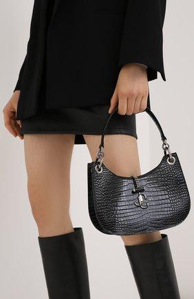 Женская сумка varenne JIMMY CHOO черного цвета, арт. VARENNE H0B0/S/CBH | Фото 2