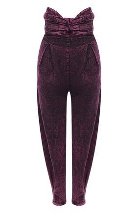 Женские джинсы REDVALENTINO розового цвета, арт. UR3DD02U/58V | Фото 1