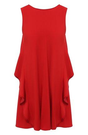 Женское платье из вискозы REDVALENTINO красного цвета, арт. UR3VAR25/3SM | Фото 1