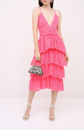 Женское платье KALMANOVICH розового цвета, арт. SS2001 | Фото 2