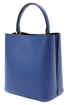 Женская сумка panier PRADA синего цвета, арт. 1BA212-2ERX-F0OZH-OOO | Фото 2