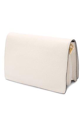 Женская сумка PRADA белого цвета, арт. 1BD159-2BBE-F0YGN-NOM | Фото 2