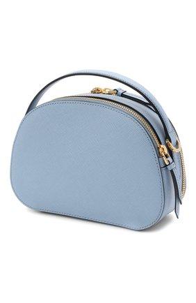 Женская сумка odette PRADA голубого цвета, арт. 1BH123-NZV-F0637-OOG | Фото 2