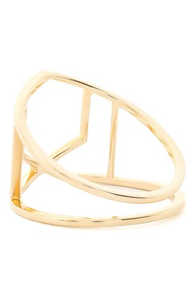 Женское кольцо JEWLIA золотого цвета, арт. 0102.JR-15 | Фото 3 (Материал: Золото)