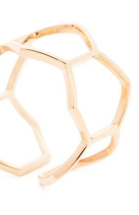 Женское кольцо JEWLIA золотого цвета, арт. 0102.JR-15 | Фото 5 (Материал: Золото)