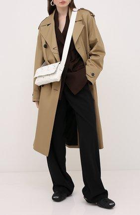 Женские текстильные кроссовки tyrex BALENCIAGA черного цвета, арт. 617517/W2TA1 | Фото 2