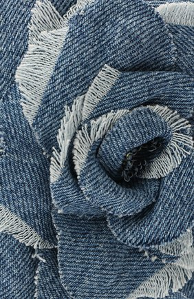 брошь PHILOSOPHY DI LORENZO SERAFINI голубого цвета, арт. A3810/2130 | Фото 2