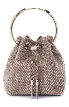 Женский сумка bon bon JIMMY CHOO розового цвета, арт. B0N B0N/IAN | Фото 1