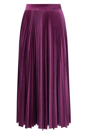 Женская юбка-миди VALENTINO фуксия цвета, арт. UB3MD01W5MD | Фото 1