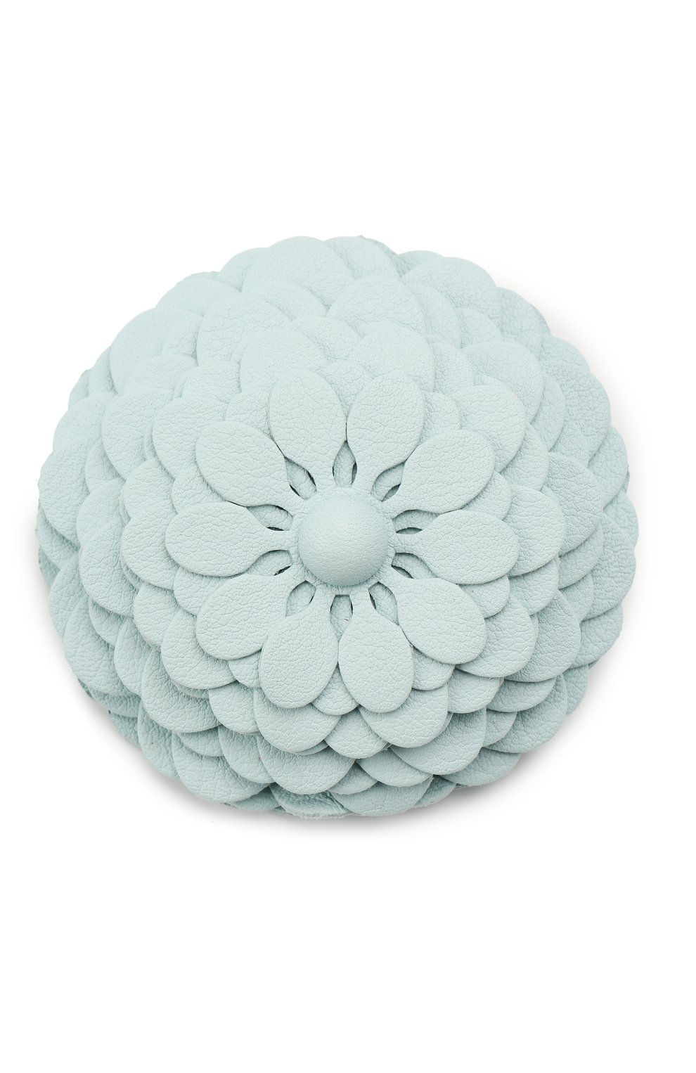 Женские украшение для сумки stud flower LOEWE голубого цвета, арт. N691232X02   Фото 1
