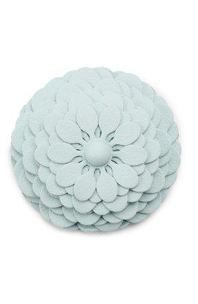 Женские украшение для сумки stud flower LOEWE голубого цвета, арт. N691232X02 | Фото 1