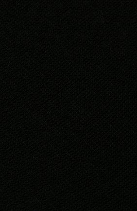 Женские кашемировые носки BRUNELLO CUCINELLI черного цвета, арт. M64945019P | Фото 2