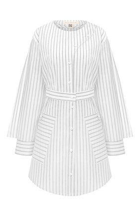 Женское платье RUBAN белого цвета, арт. RPW20/21-10.1.51.0.1 | Фото 1