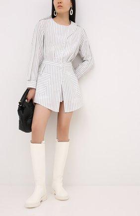 Женское платье RUBAN белого цвета, арт. RPW20/21-10.1.51.0.1 | Фото 2