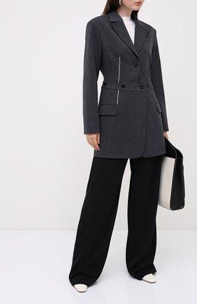 Женский жакет RUBAN серого цвета, арт. RPW20/21-3.2.45.4 | Фото 2