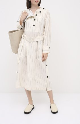 Женское платье RUBAN бежевого цвета, арт. RPW20/21-10.2.51.0.3 | Фото 2