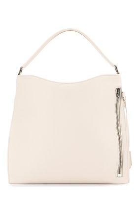 Женская сумка alix medium TOM FORD белого цвета, арт. L0810R-CD6 | Фото 1