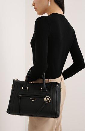 Женская сумка carine MICHAEL MICHAEL KORS черного цвета, арт. 30S0GCCS2L | Фото 2