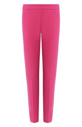 Женские брюки со стрелками BOSS фуксия цвета, арт. 50405845 | Фото 1