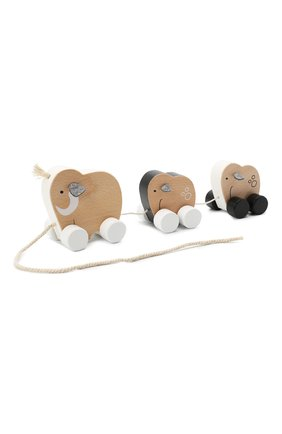 Детского игрушка семья мамонтов KID`S CONCEPT бежевого цвета, арт. 1000080 | Фото 1