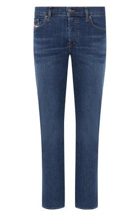 Мужские джинсы DIESEL синего цвета, арт. A00390/009DG | Фото 1