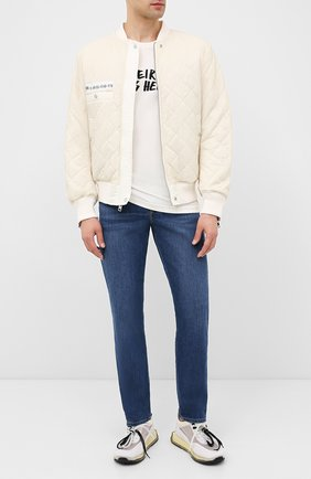 Мужские джинсы DIESEL синего цвета, арт. A00390/009DG | Фото 2