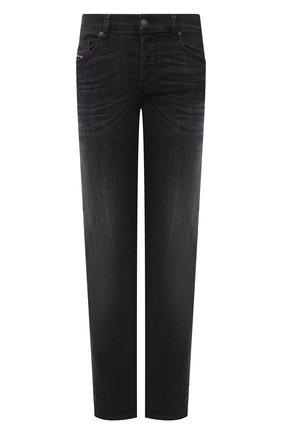 Мужские джинсы DIESEL темно-серого цвета, арт. A00390/009EN | Фото 1