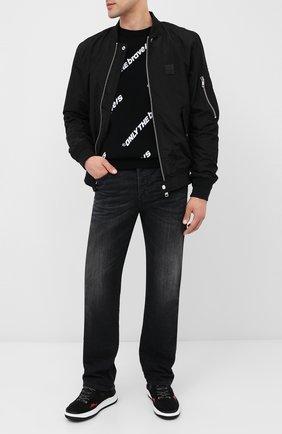 Мужские джинсы DIESEL темно-серого цвета, арт. A00390/009EN | Фото 2