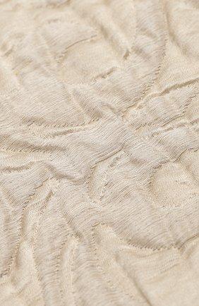 Мужского покрывало FRETTE бежевого цвета, арт. FR4351 F1100 270C | Фото 2