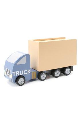 Детского игрушечный грузовик KID`S CONCEPT разноцветного цвета, арт. 1000305 | Фото 1