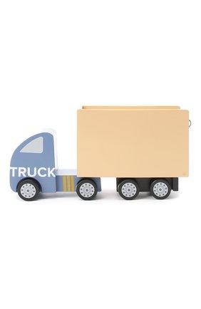 Детского игрушечный грузовик KID`S CONCEPT разноцветного цвета, арт. 1000305 | Фото 2