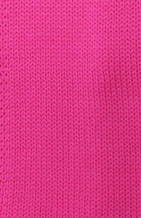 Детский шерстяной шарф CATYA фуксия цвета, арт. 024759 | Фото 2