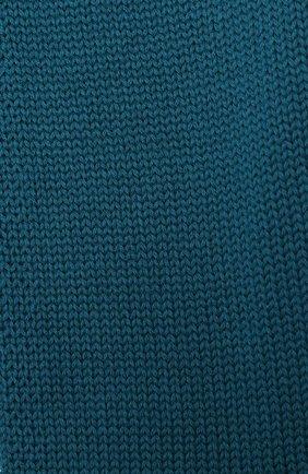 Детский шерстяной шарф CATYA зеленого цвета, арт. 024759 | Фото 2