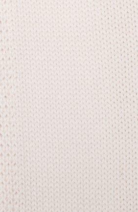 Детский шерстяной шарф CATYA бежевого цвета, арт. 024759 | Фото 2