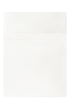 Мужского хлопковая наволочка FRETTE белого цвета, арт. FR0401 E0700 051C | Фото 1